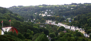 Laxey Village